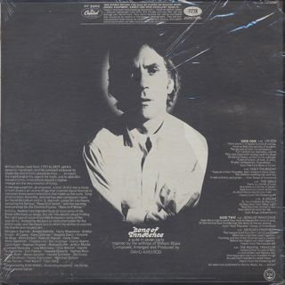 David Axelrod / Songs Of Innocence back