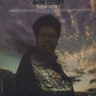 Don Covay / Super Dude I front