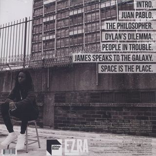 Ezra Collective / Juan Pablo: The Philosopher back