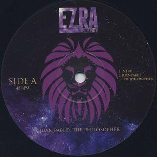 Ezra Collective / Juan Pablo: The Philosopher label