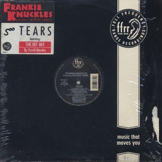 Frankie Knuckles presents Satoshi Tomiie / Tears