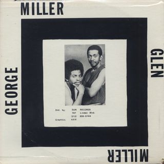 George And Glen Miller / Why Must I Give Her Up back