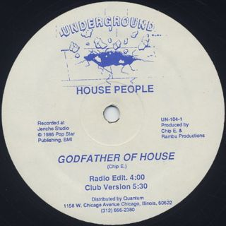 House People / Godfather Of House