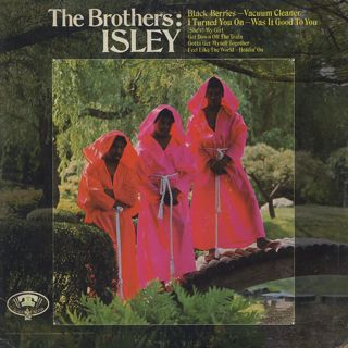 Isley Brothers / The Brothers : Isley front