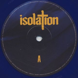 Kali Uchis / Isolation label