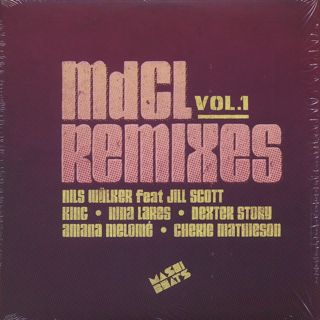 Mark De Clive-Lowe / MDCL Remixes vol.1