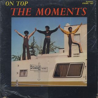 Moments / On Top front