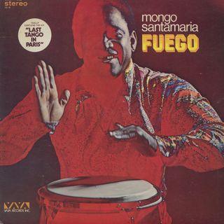 Mongo Santamaria / Fuego