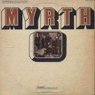Myrth / S.T. back