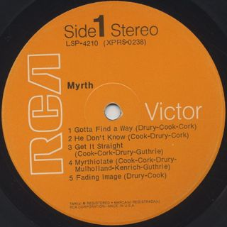 Myrth / S.T. label