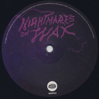 Nightmares On Wax / Deep Shadows Remix label