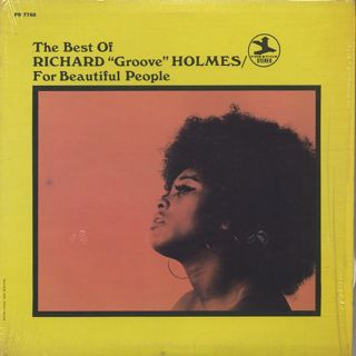 Richard Groove Holmes / The Best Of Richard