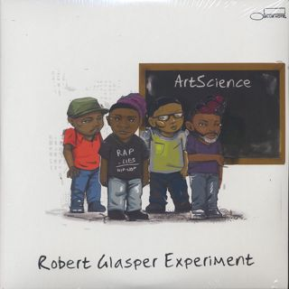 Robert Glasper Experiment / Artscience front