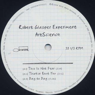 Robert Glasper Experiment / Artscience label