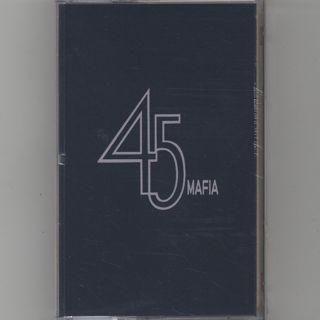 45 Mafia / Radical Classics #001 Remix & Revival (Cassette)