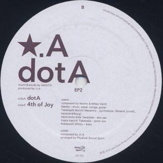☆.A/Naoito / EP2 label