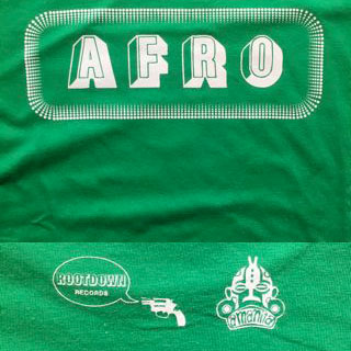 AFRO T-Shirts (XXL) label