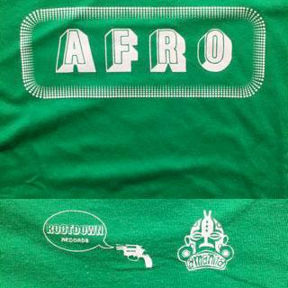 AFRO T-Shirts (L) label
