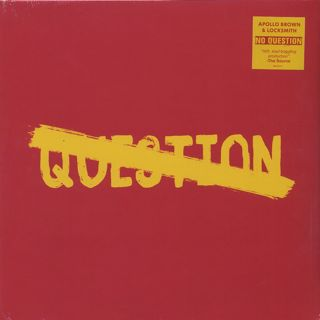 Apollo Brown & Locksmith / No Question