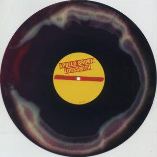Apollo Brown & Locksmith / No Question label