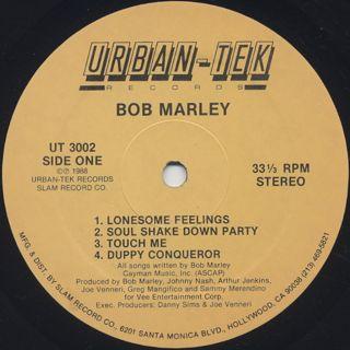 Bob Marley / Bob Marley label