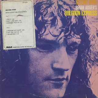 Brian Auger's Oblivion Express / Second Wind