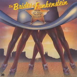 Brides Of Funkenstein / Never Buy Texas From A Cowboy front