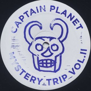 Captain Planet / Mystery Trip Vol.II back