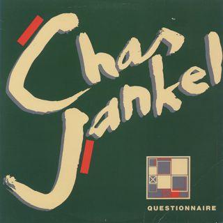 Chas Jankel / Questionnaire