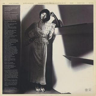 Deniece Williams / Song Bird back
