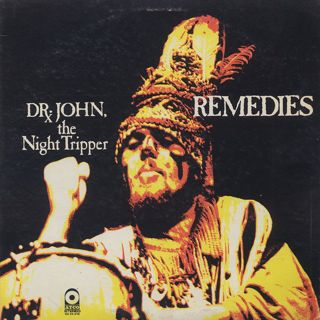 Dr. John The Night Tripper / Remedies front
