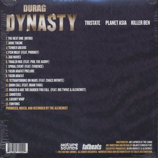 Durag Dynasty / 360 Waves back