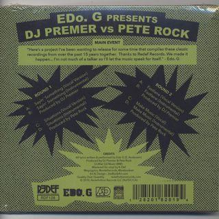 EDo.G / EDo.G presents DJ Premier vs Pete Rock (4x7