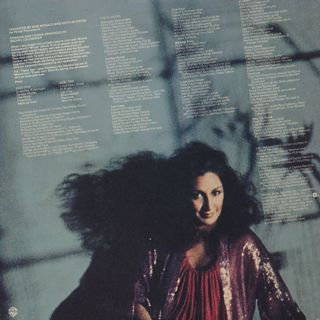 Flora Purim / Everyday Everynight back