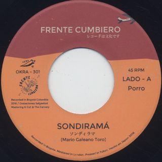 Frente Cumbiero / Sondirama back