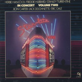 Herbie Hancock / Freddie Hubbard / Stanley Turrentine - In Concert Volume 2
