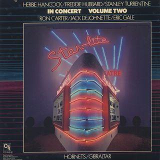 Herbie Hancock / Freddie Hubbard / Stanley Turrentine - In Concert Volume 2 back