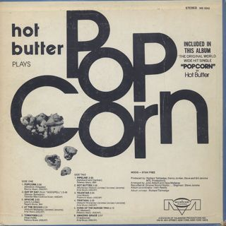 Hot Butter / Popcorn back