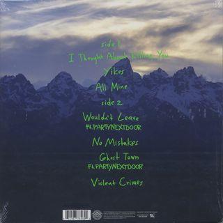 Kanye West / Ye back