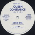 Licky / Dream Lovers / African Rock-1