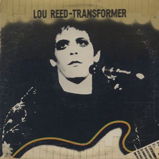 Lou Reed / Transformer front