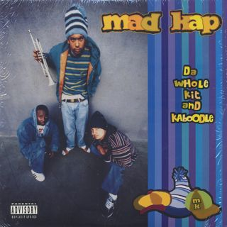 Mad Kap / Da Whole Kit And Kaboodle front