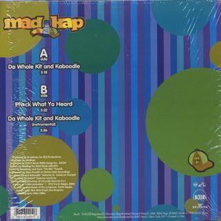 Mad Kap / Da Whole Kit And Kaboodle back