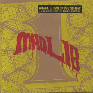 Madlib / Medicine Show Before The Verdict