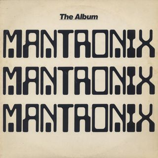 Mantronix / The Album