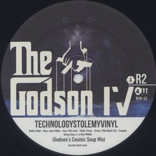 Rick Wilhite / Godson IV label