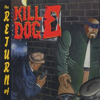 Scotty Hard / The Return Of Kill Dog E front