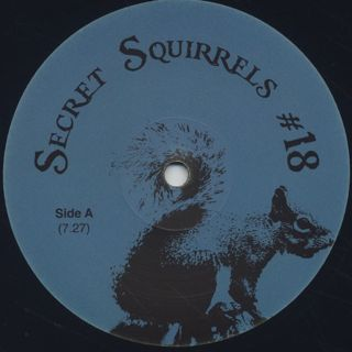 Secret Squirrel / No18