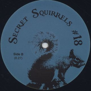 Secret Squirrel / No18 back
