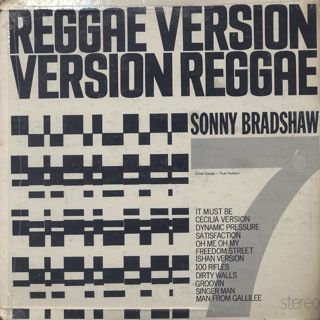 Sonny Bradshaw / Reggae Version back